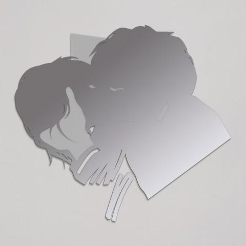 The kiss master