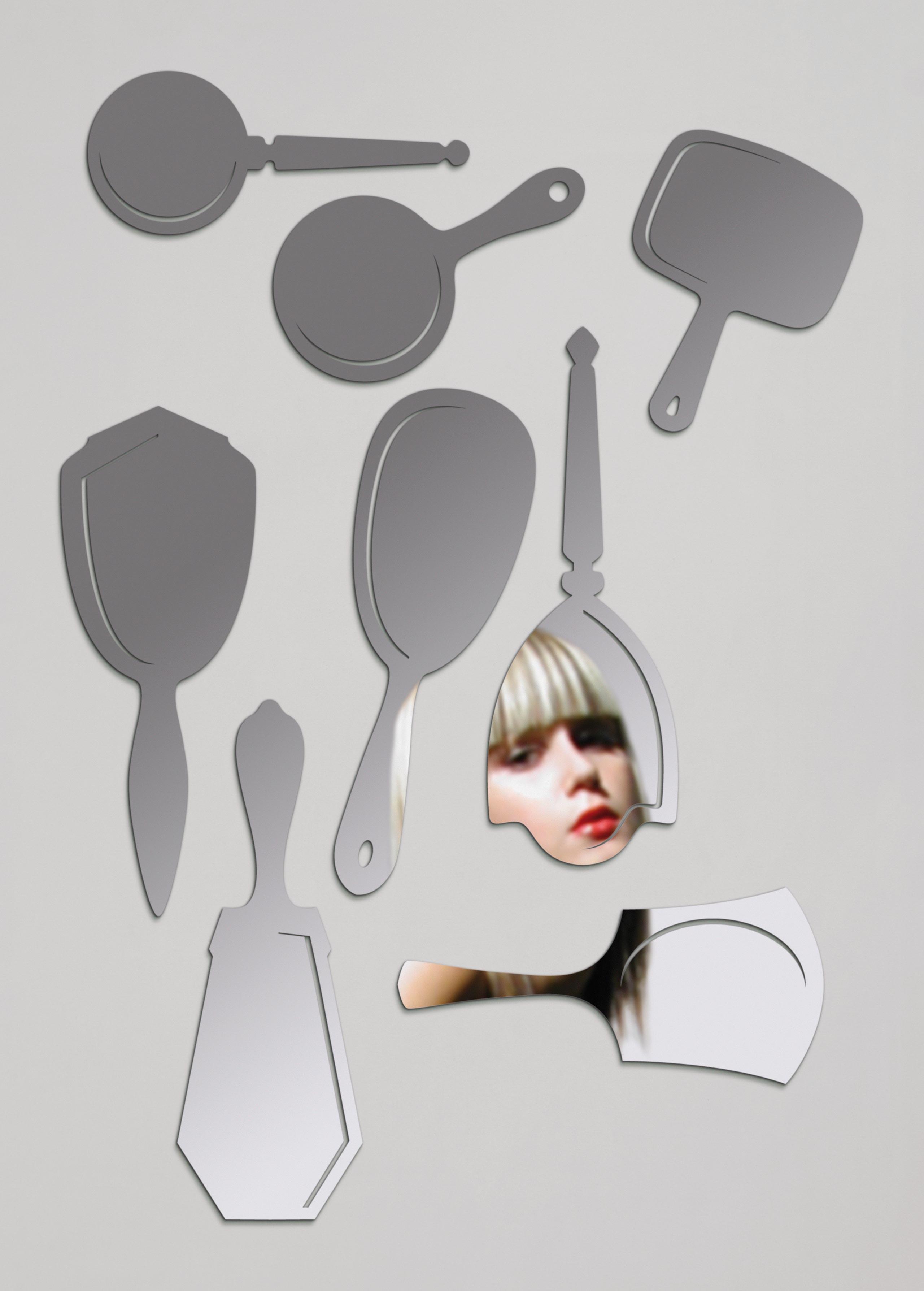Miroirs - Ich&Kar - Miroir mon beau miroir - Domestic