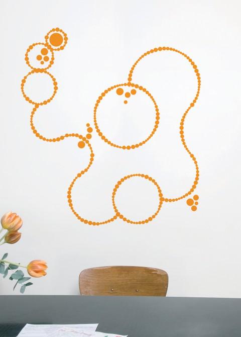 Dotline orange