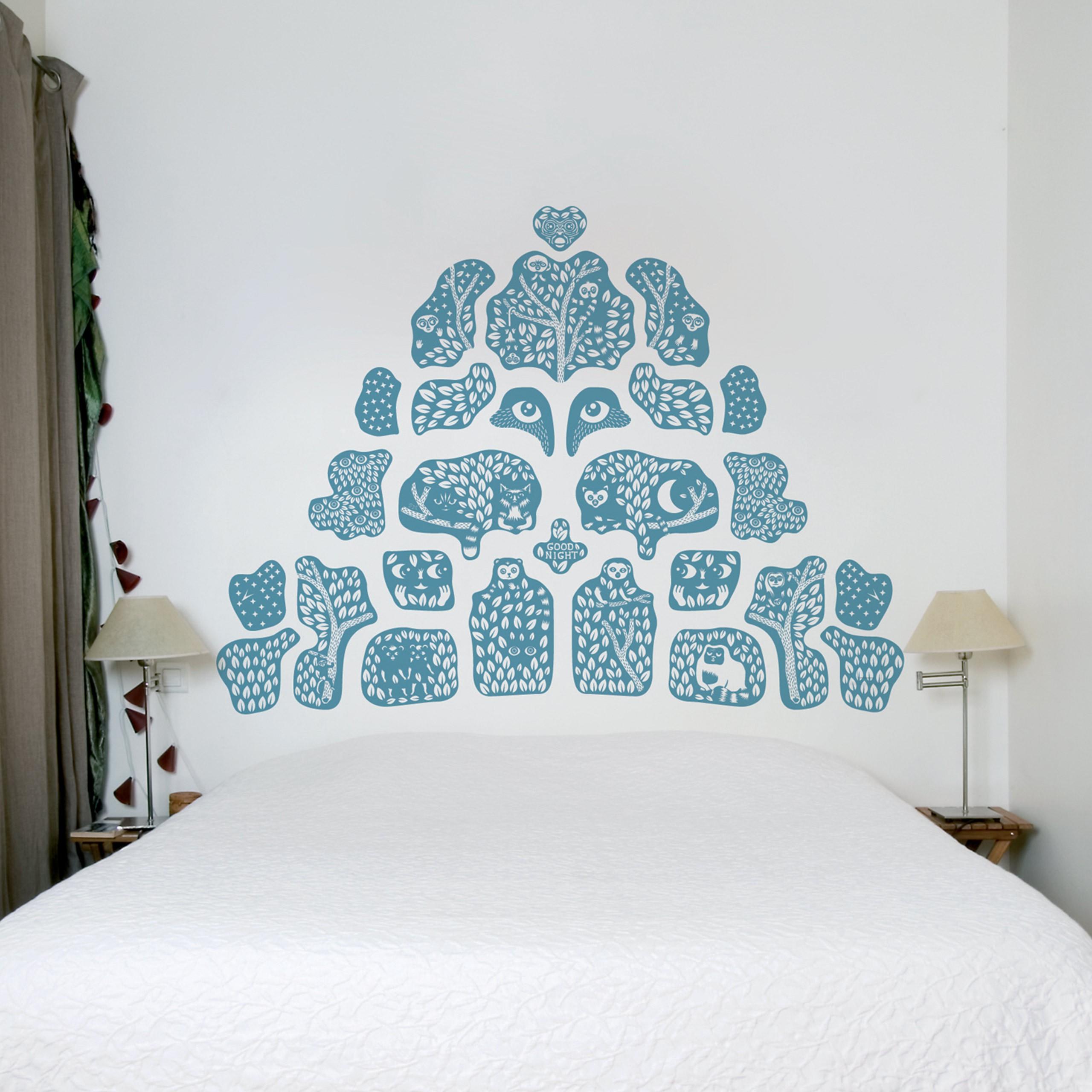 Good night large blue