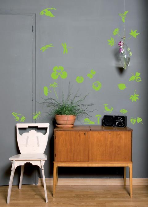 Vegetable light green