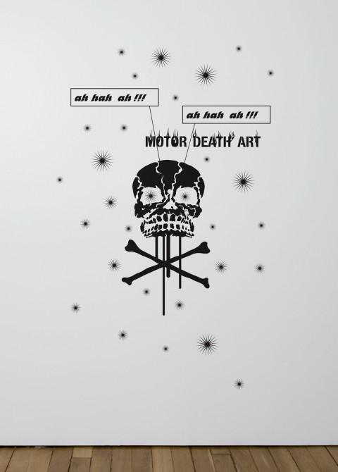 Motors death art