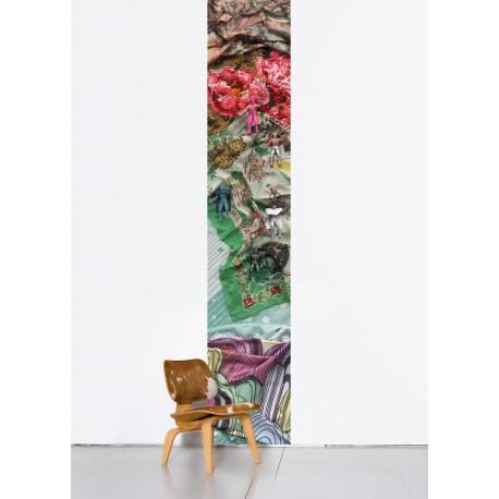 papiers peints aur lie mathigot textile catch domestic. Black Bedroom Furniture Sets. Home Design Ideas