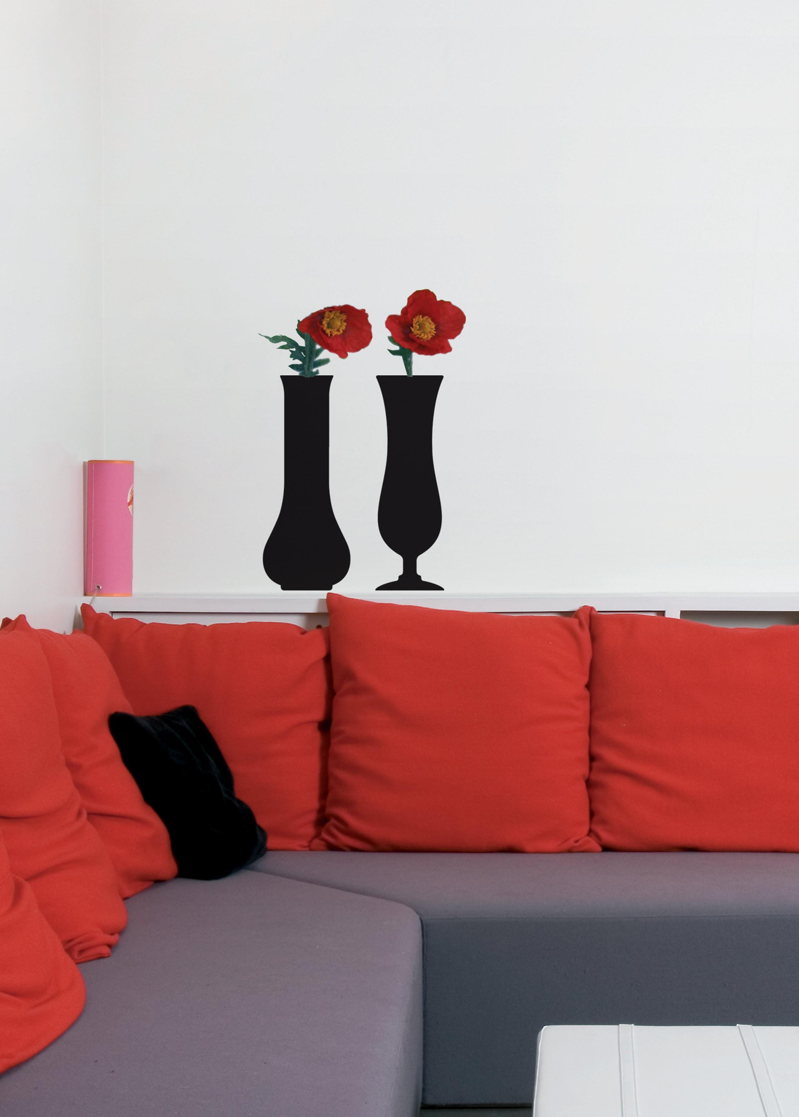 Vinyl + vase 2