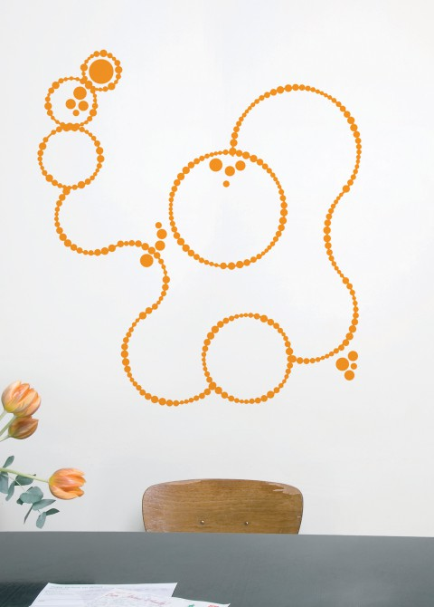 Dotline orange