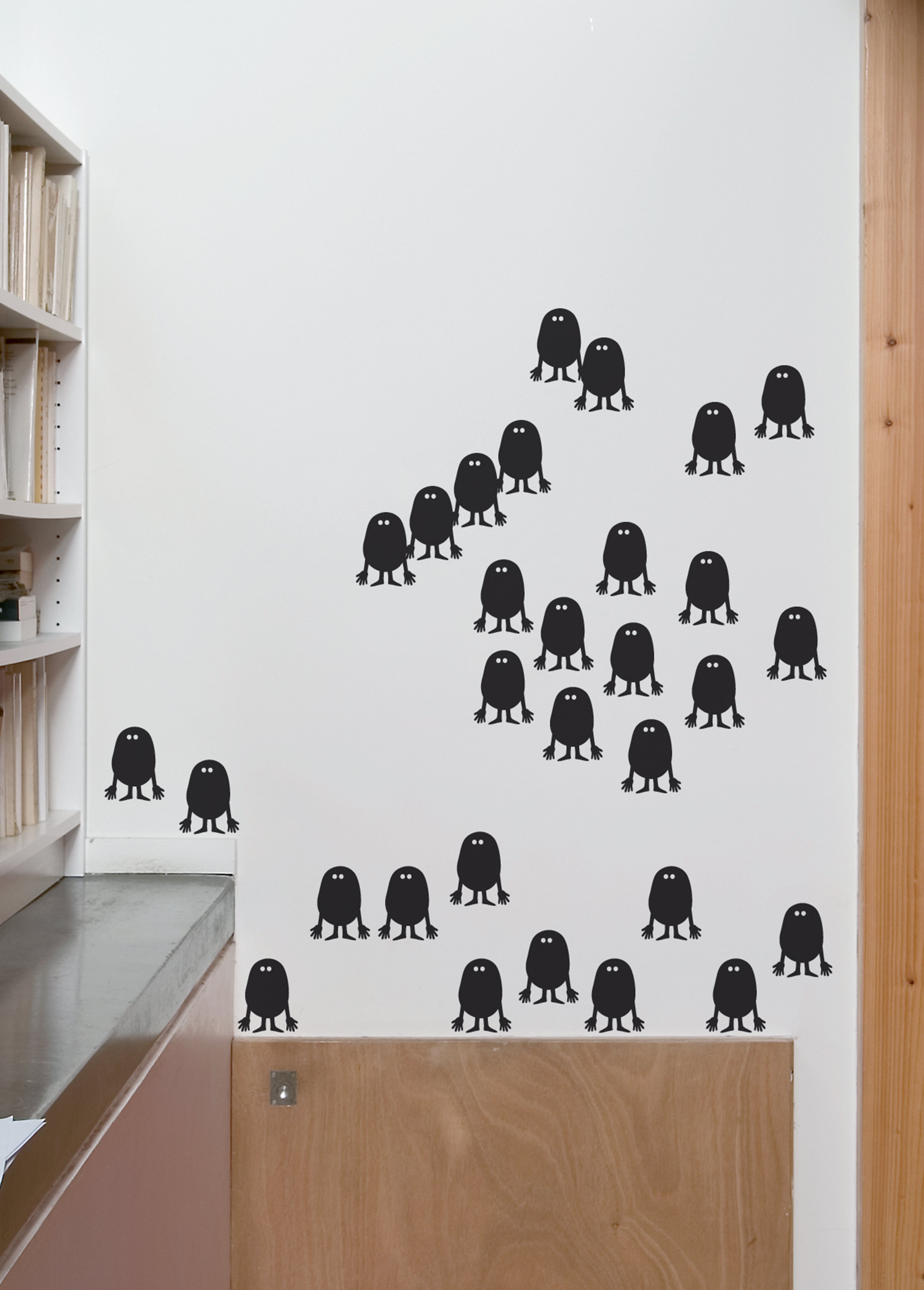 Stickers genevi ve gauckler yummy domestic for Como decorar mi cuarto juvenil yo misma