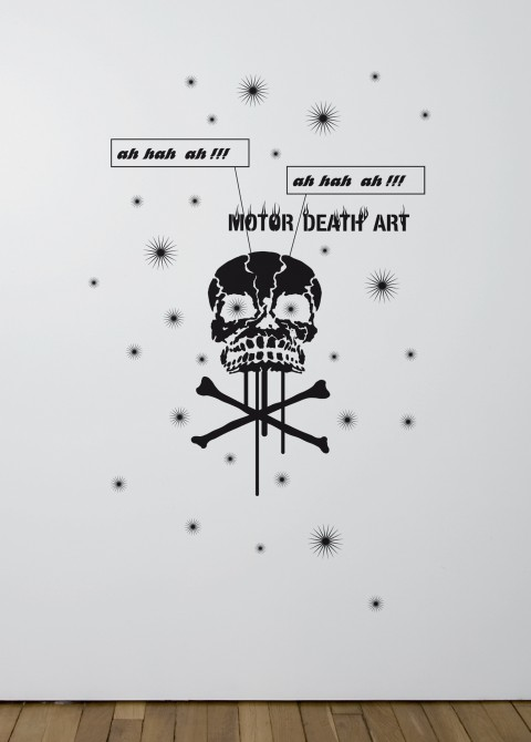 Motors death art